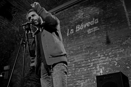 Mattarucco Poetry Slam Zaragoza