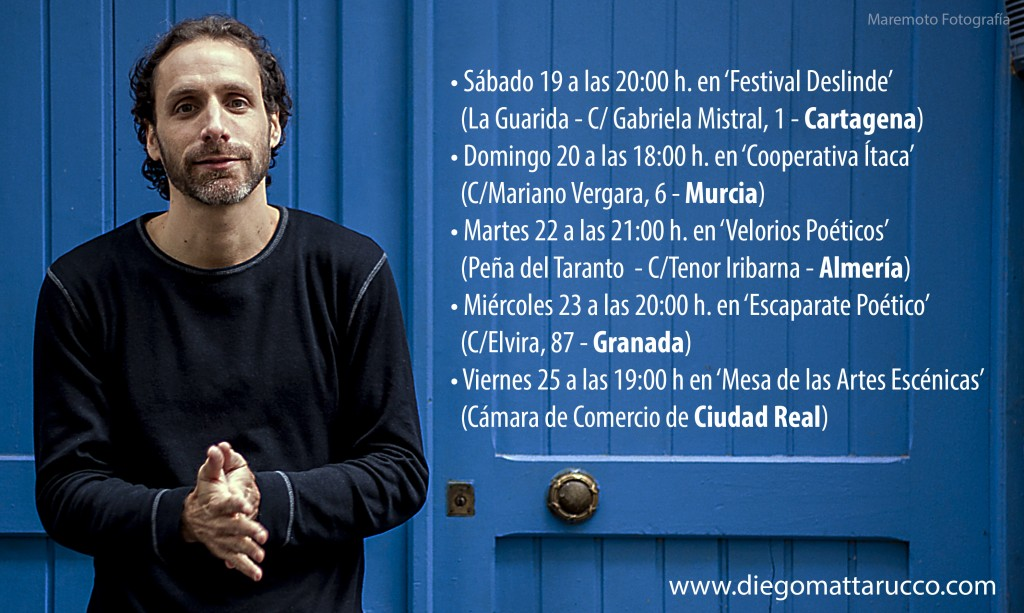 Diego Mattarucco - Gira Nov 16
