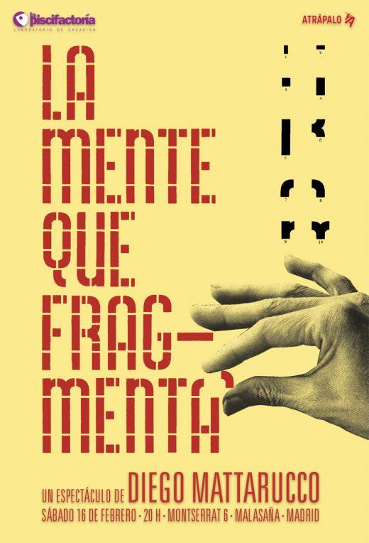 La mente que fragmenta - Diego Mattarucco